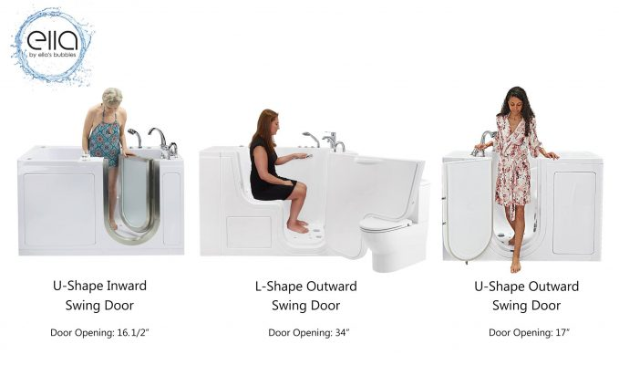 selecting the best walk in tub